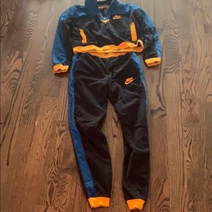 Nike Fleece Tracksuit Set (XS)